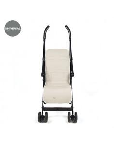 Colchoneta para silla de paseo Biscuit Beige de Pasito a Pasito