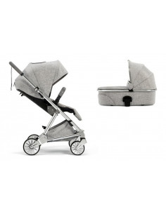 Coche duo Urbo 2 Mamas & Papas Skyline Grey