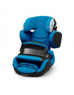 Silla de auto grupo 1-2-3 Kiddy Guardianfix 3 summer blue