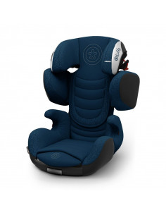 Silla de auto grupo 2-3 Kiddy Cruiserfix 3 mountain blue