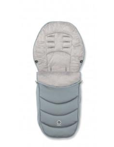 Saco de paseo Kiddy Evostar1 polar grey