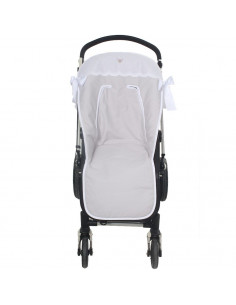 Colchoneta para silla de paseo Plumeti de Uzturre