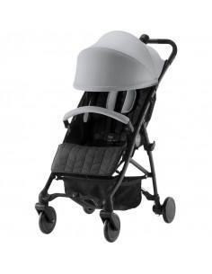 Silla de paseo Britax B-Lite steel grey