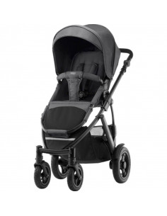 Silla de paseo Britax Smile 2 black denim