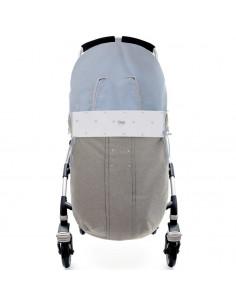 Saco para silla de paseo universal 80 LINO de Uzturre