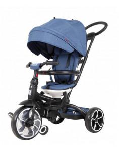 Triciclo Q Play Prime azul
