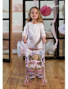 Maleta clínica para muñecas Meghan de La Nina