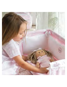 Cuna colecho para muñecas Carlota de La Nina