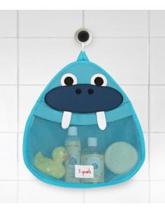 Colgador de baño morsa de 3 Sprouts