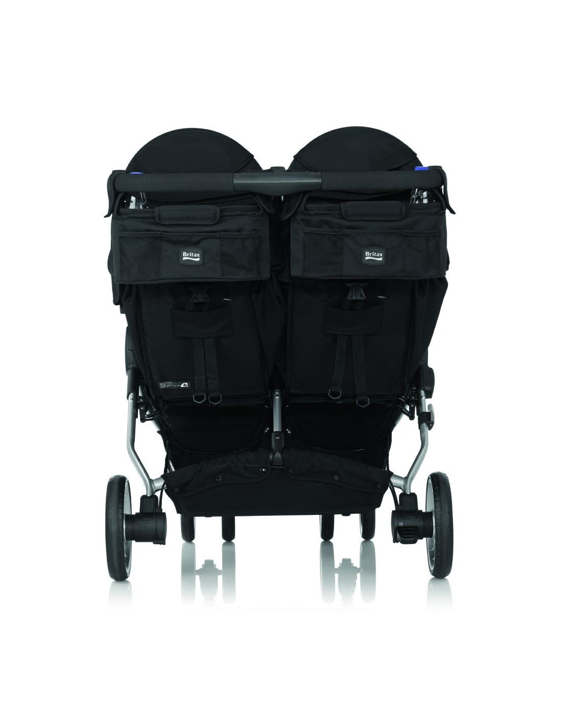 Compra tu silla gemelar al mejor precio con britax b agile - Silla paseo britax b agile 4 ...