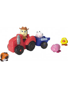 Tractor para bebé de Miniland