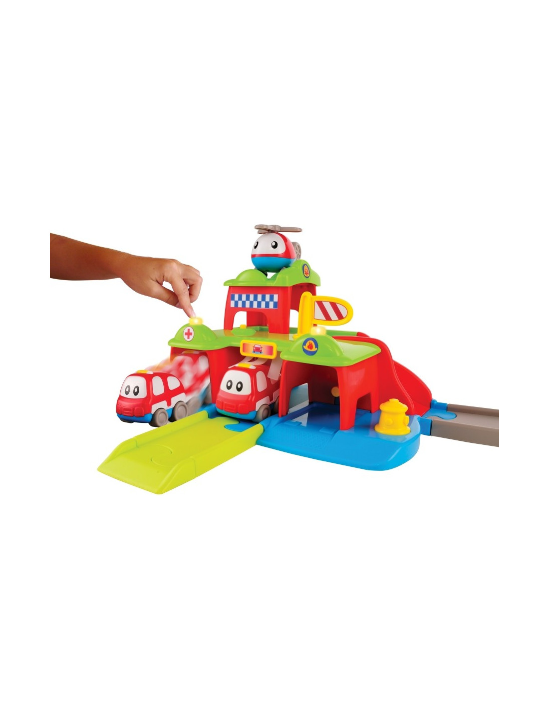 mi primer garaje de juguete de miniland paranenesynenas
