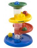 Circuito de bolas raceball de Miniland