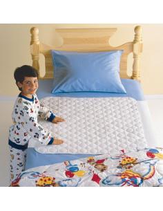 Protector impermeable de colchón y sábanas de Nikidom