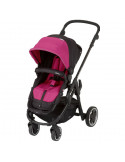 Silla Click'n move 3 color Rosa de Kiddy