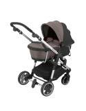 Capazo Walnut Click'n move 3 de Kiddy