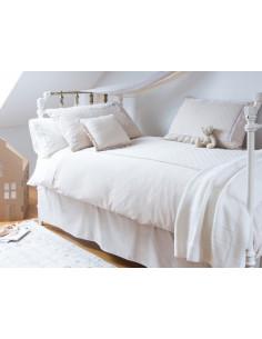 Edredón nórdico de cama infantil Mandolina de Pili Carrera