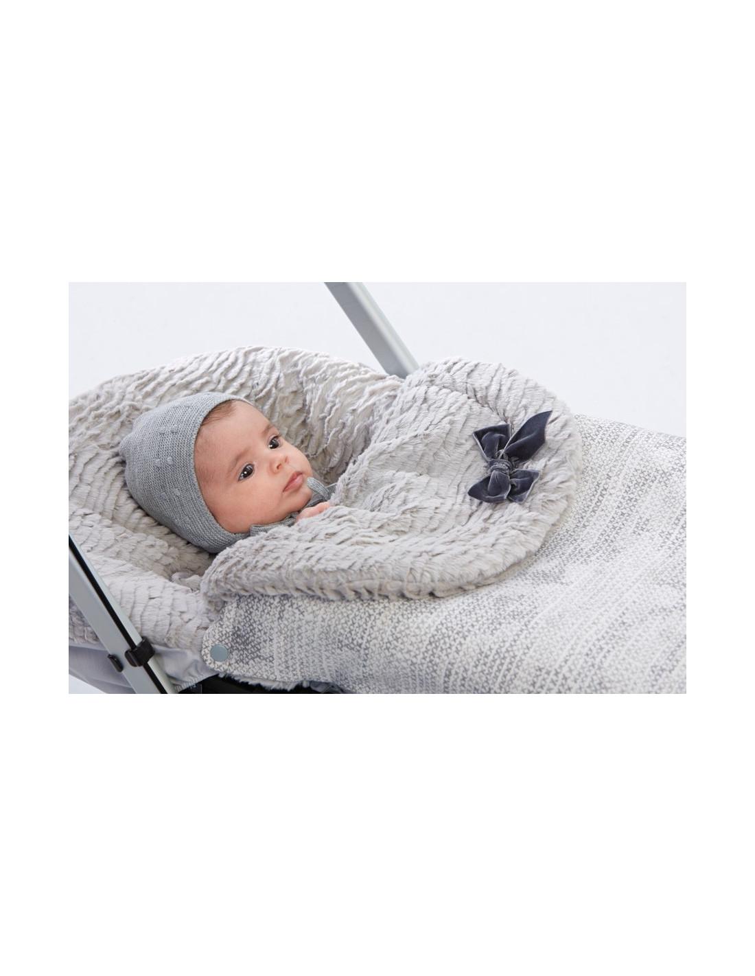gorro de lana forrado muffi con pompn de paz rodriguez invierno