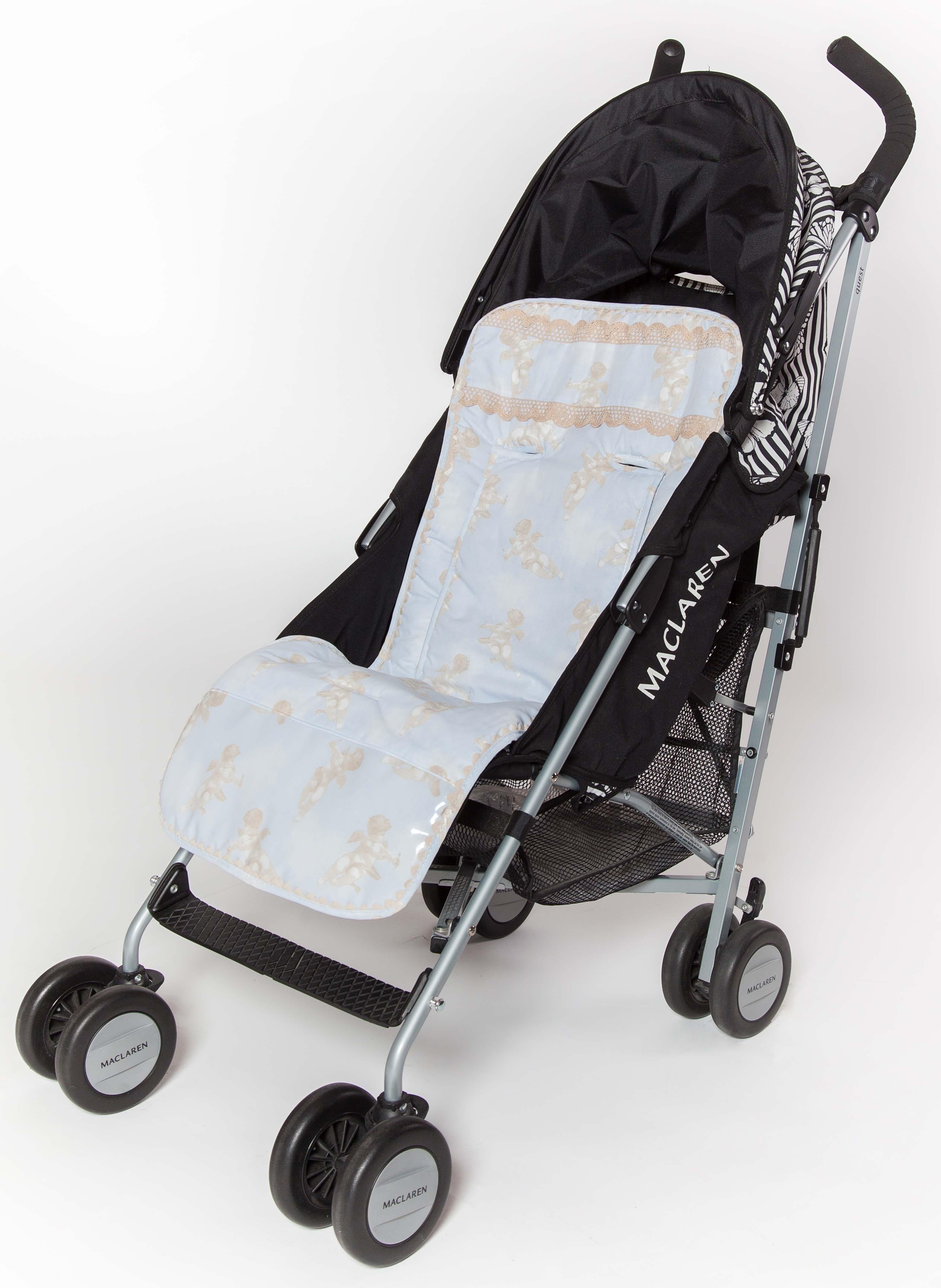 Fundas y Colchonetas para silla de paseo ligera