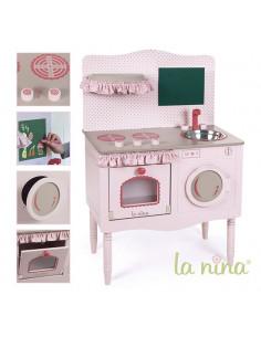 Cocina grande de juguete de La Nina