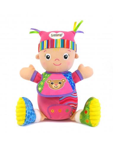 Mi primera muñeca Maisie de Lamaze