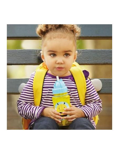 Vaso de aprendizaje Zoo botella Abeja de Skip Hop