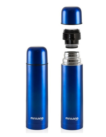 Termo líquido azul de Miniland 0.5 litros