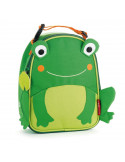 Bolsa isotérmica Zoolunchies Frog SKIP HOP