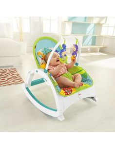 Hamaca multiposiciones de Fisher Price