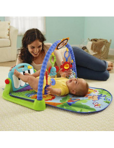 Gimnasio piano pataditas de Fisher Price