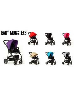 Silla de paseo Fresh 2.0 de Baby Monsters