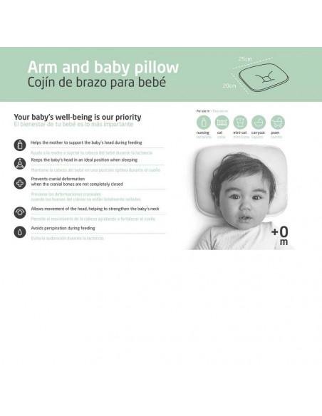 Cojín Brazo para Bebé de Cambrass
