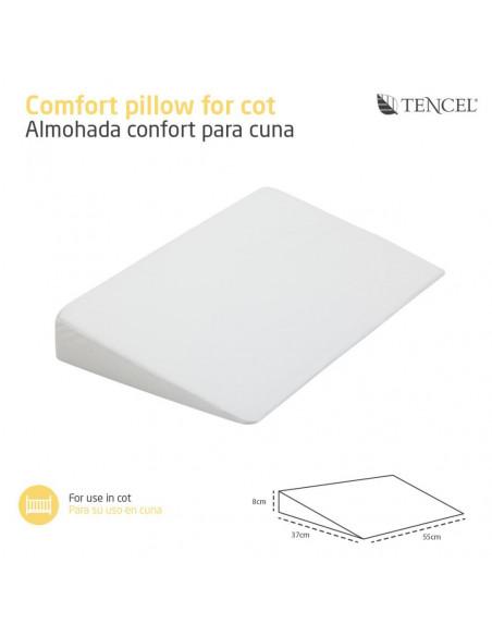 Almohada Confort Cuna de Cambrass