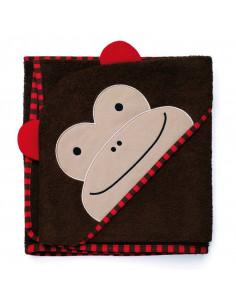 Toalla para niños Zoo Monkey de Skip Hop