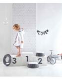 Colección dark grey de Luma Babycare