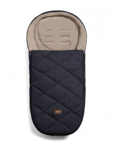 Saco Invierno Plus Dark Navy de Mamas & Papas color Arena