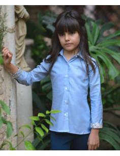 Camisa para niña Azafata de La Ormiga Invierno