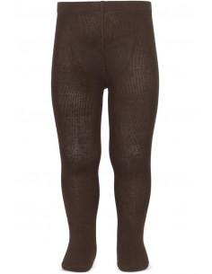 Leotardo liso color marrón de Cóndor