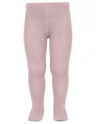 Leotardo liso color rosa palo de Cóndor