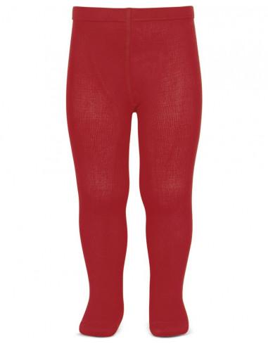 Leotardo liso color rojo de Cóndor