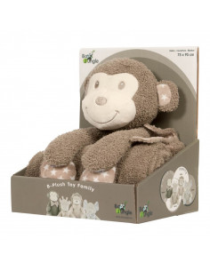 Peluche con manta Tambo el Mono de Bo Jungle
