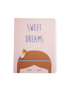 Cuadro infantil dulces sueños de Child Home