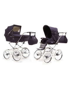 Coche de bebé duo Arrue Classic