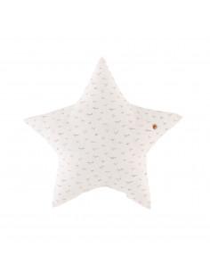 Cojín estrella Clarinete de Pili Carrera