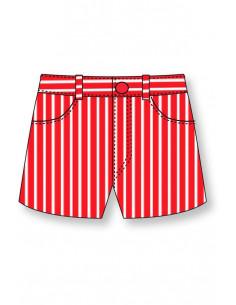 Pantalon para niño Menta de Foque