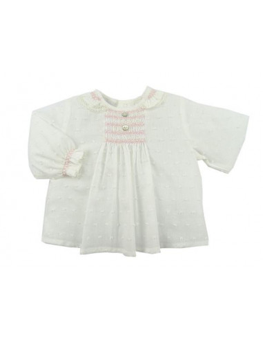 Blusa para bebé Ninfa de Paz Rodriguez  Invierno