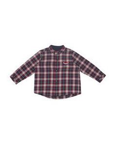 Camisa de niño Cuadros de Pili Carrera