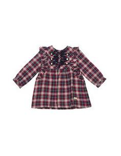 Vestido de bebé para niña Cuadros de Pili Carrera
