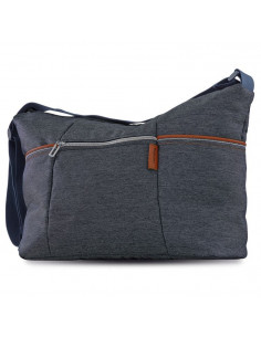 Bolso de paseo Day Bag village denim de Inglesina