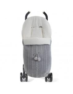 Saco de invierno para silla de paseo Coordinado Bimbi de Uzturre